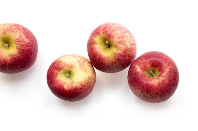La poma, una fruita rica en fibra